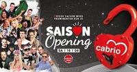Saison Opening@Cabrio