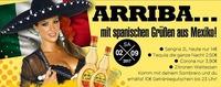 Arriba – mit spanischen Grüßen aus Mexico!@Bollwerk Klagenfurt