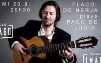 Flaco de Nerja plays Paco de Lucia im Smaragd@Smaragd