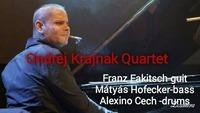 Ondrej Krajnak Quartet at Linz@Smaragd