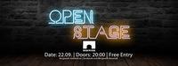 Open Stage w/ Random Encounters | Bergwerk@Bergwerk