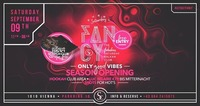 FANCY x Season Opening x 09/09/17@Scotch Club