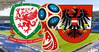 Wales - Österreich WM-Qualitfikation