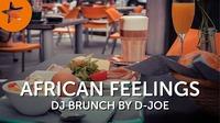 DJ Brunch: African Feelings@Republic