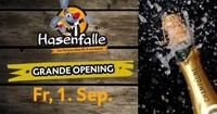 Hasenfalle Grande Opening@Hasenfalle