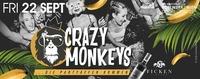 Crazy Monkeys@Bollwerk