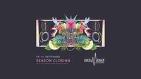 Season Closing - La Noche Vida Loca - Fr, 1.9.