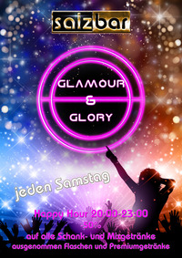 Glamour&Glory/DJ Willy@Salzbar
