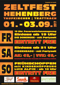 Zeltfest Hehenberg@FF-Haus Hehenberg