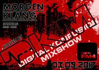 MorgeKlang presents DIGITAL KONFUSION MIXSHOW / FM 4