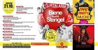 BIENE SUCHT Stengel@Vulcano