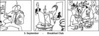 Tuesday4Club - Breakfastclub@U4