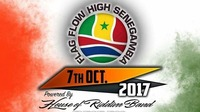 Flag Flow High Senegambia 2017@Reigen