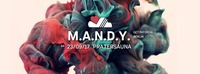 LUFT & LIEBE mit MANDY (get physical / berlin) / Pratersauna@Pratersauna