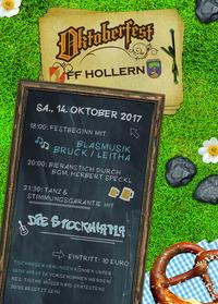 Oktoberfest Hollern@Feuerwehrhaus Hollern