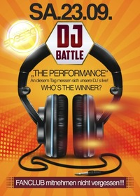 DJ Battle@Spessart