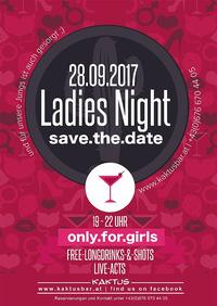Ladies Night@Kaktus Bar