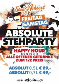 Absolute Stehparty