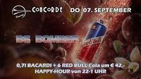 B6 Bomber@Discothek Concorde