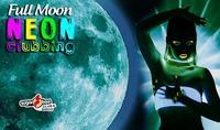 Full moon-Neon-CLUBBING