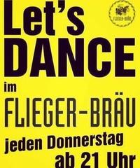 Oldie Abend mit DJ Werner@Flieger-Bräu