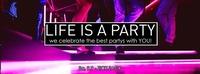 Life is a Party - Diesen Samstag - ZICK ZACK