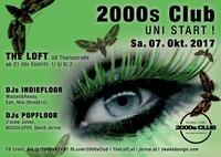 2000s Club: Uni-Start!@The Loft