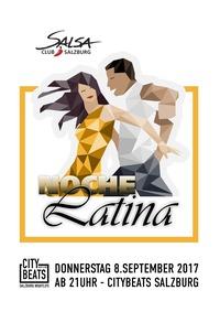 Noche Latina - die Salsa/Latino Party der Stadt - SCS@City Beats