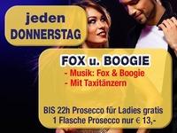 Fox & Boogienight@Mausefalle