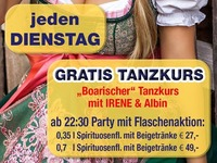 Boarischer Tanzkurs mit Irene und Albin@Mausefalle