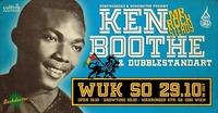 KEN Boothe (Mr Rocksteady) & Dubblestandart - So 29.10. WUK@WUK