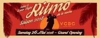 RITMO de la noche ★ Sa 26. Mai 2018 ★ Grand Opening am VCBC@Vienna City Beach Club