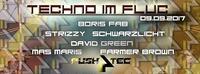 Push 4 TeC presents: Techno im Fluc@Fluc / Fluc Wanne