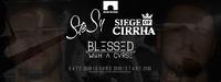 LIVE Stesy & Siege of Cirrha & Blessed with a Curse | Bergwerk@Bergwerk