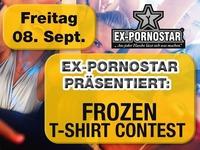 Frozen T-Shirt Contest@Partymaus Wörgl