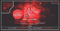 FANCY x Girls Gone Wild x 30/09/17