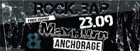 Mayburn & Anchorage live@rock.BAR@rock.Bar