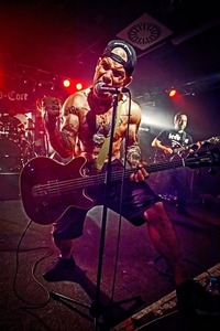 Harley Cro-Mags Flanagan us + Lifesick dk@Arena Wien