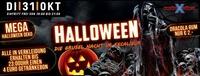 Halloween - Die Grusel Nacht im Excalibur@Excalibur