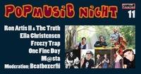 PopMusic Night 11 - Do, 28.9. Cafe Carina@Café Carina