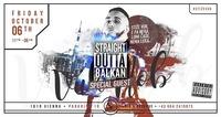 Straight Outta Balkan x Vuk Mob Live x 08/09/17