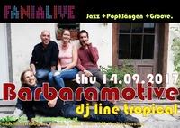 Barbara Motive Cd Release@Fania Live