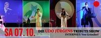 Die Udo Jürgens Tribute Show - Interpret: Von Gründorf@A-Danceclub