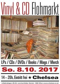 Vinyl & CD Flohmarkt@Chelsea Musicplace