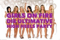 Girls on fire! Die ultimative HIGH HEELS PARTY@Bollwerk