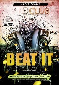 Beat it |City Club Vienna@Club Nautica