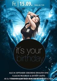 Birthday Party@Mondsee Alm