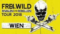 Frei.Wild - Wien (AT) Gasometer - Tour 2018 WarmUp