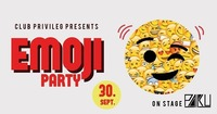 Emoji Party im Privileg@Club Privileg