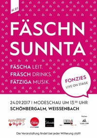 FÄSCHENSUNTA by Smile&Walks - IMMGMSmodelmanagement@
